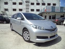 Toyota Wish 1.8X Push Start