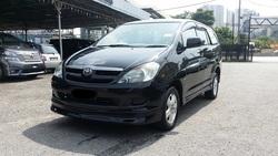 Toyota Innova 2.0 VVT-i Auto
