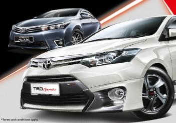 Toyota 2016 CNY Promotion