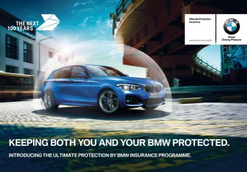 BMW Group Malaysia Ultimate Protection Insurance Program