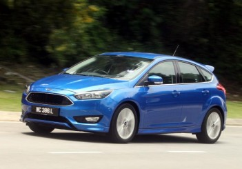 Ford Focus Sport+ - 01