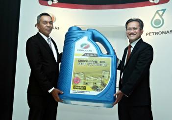 Perodua-Petronas engine oil agreement - 01