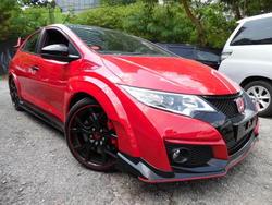 Honda Civic Type R 2.0 Turbo