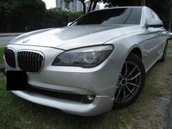 BMW 7 Series 730 Ld 3.0 A Diesel