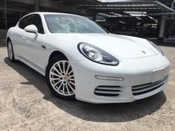 Porsche Panamera 3.6 Pdk Sport Chrono