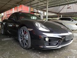 Porsche Cayman 2.7 Pdk UK Spec