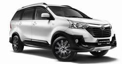 Toyota Avanza 1.5X Great Rebate