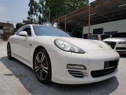 Porsche Panamera 4.8 4 S High Spec