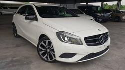 Mercedes-Benz A-Class 1.6 L Edi Style