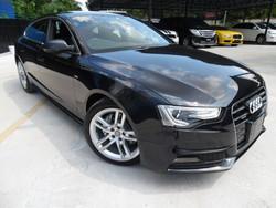Audi A5 2.0 S-Line Quattro