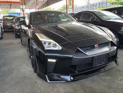 Nissan GT-R R35 3.8 Black Edt