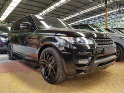 Land Rover Range Rover 5.0 Sport