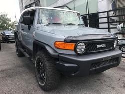 Toyota FJ Cruiser 4.0 Awd Unreg