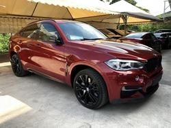 BMW X6 xDrive M50d 3.0 Tt