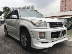 Toyota RAV4 2.0 (A) Full Spec