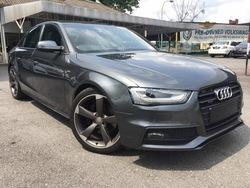 Audi A4 Black Edi Sportback