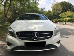 Mercedes-Benz A-Class 1.6