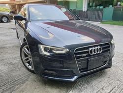 Audi A5 S-Line Quattro