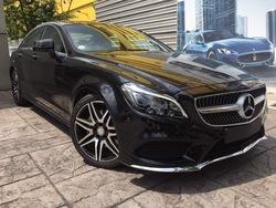 Mercedes-Benz CLS 400 AMG Line