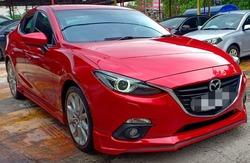 Mazda 3 2.0 Sedan (A)