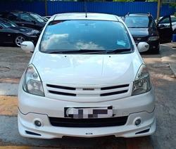 Nissan Grand Livina 1.8 (A)
