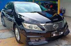 Toyota Camry 2.0G (A)