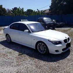 BMW 5 Series 2.5