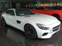 Mercedes-Benz AMG GTS 4.0 V8