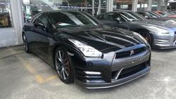 Nissan GT-R 35 3.8 Black Edition
