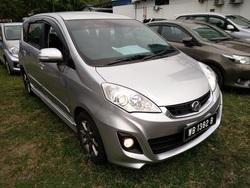 Perodua Alza 1.5 (A) Advanced