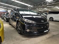 Toyota Wish 1.8S Monotone