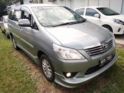 Toyota Innova 2.0 (A) G Full Spec