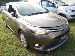 Toyota Vios 1.5 (A) E Spec