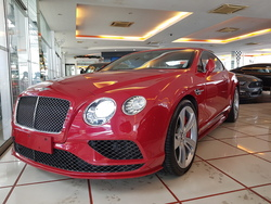Bentley Continental 6.0 GT Speed