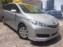 Toyota Wish 1.8X Edi Facelift