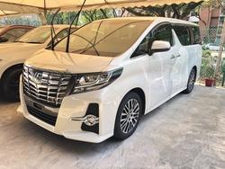 Toyota Alphard 2.5 Sc Jbl SR