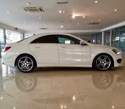 Mercedes-Benz C-Class 1.6 Cla AMG