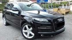 Audi Q7 3.6 (A) Quattro