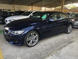 BMW 4 Series 428i M Sport Hud