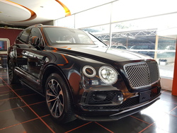 Bentley Bentayga 6.0 V12