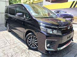 Toyota Voxy 2.0 Zs Edi