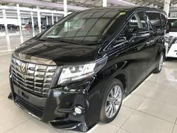 Toyota 2.5 Sa Type Black