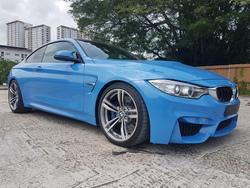 BMW M3 M4 3.0 2016