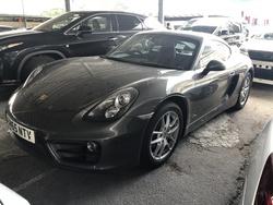 Porsche Cayman 2.7 Pdk Pcm