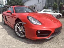 Porsche 2.7 Pdk Sport Chrono