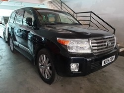 Toyota Land Cruiser 4.5 Diesel