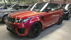 Land Rover Range Rover Sport Svr 5.0 Carbon
