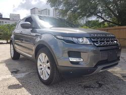 Land Rover Range Rover Evoque 2.0 Petrol 2015