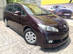 Toyota Wish 1.8X Edi Push Start