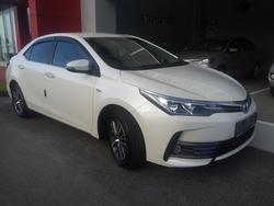 Toyota Corolla Altis 1.8G
